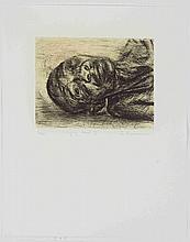 Johann Louw Lying Head II