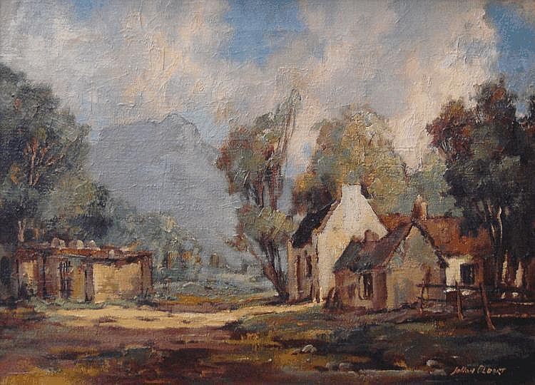 Johannes Oldert - Cottages