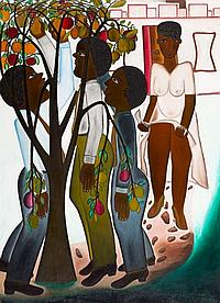 Alfred Thoba - Fruits of Life