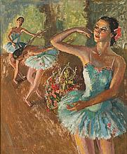 Natalie Field; Ballerinas