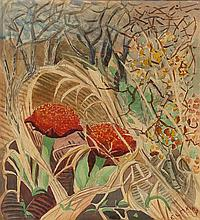 Edith King; Paintbrush Lily