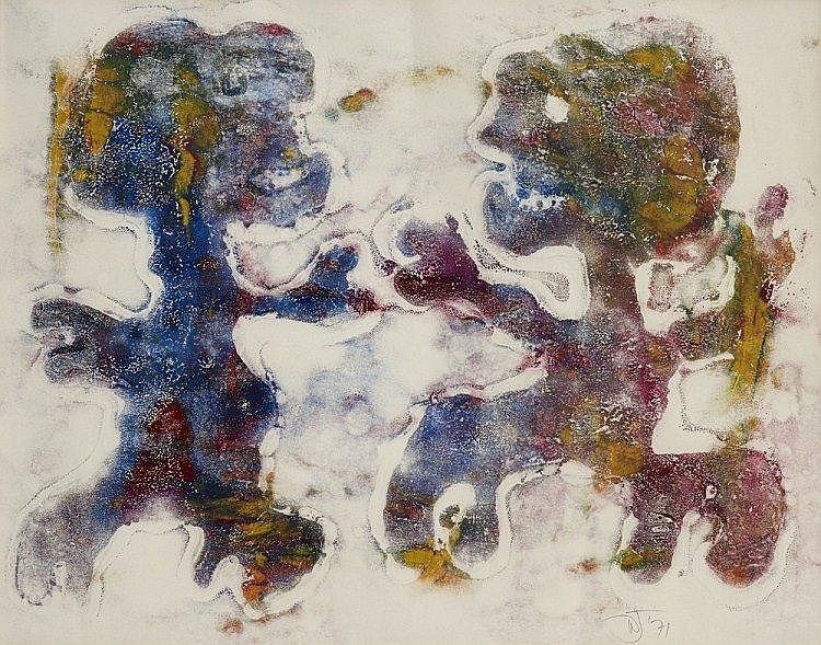 Wopko Jensma, Mirror Figures