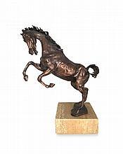 Danie de Jager - Prancing Horse