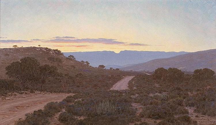 Jan Ernst Abraham VOLSCHENK South African