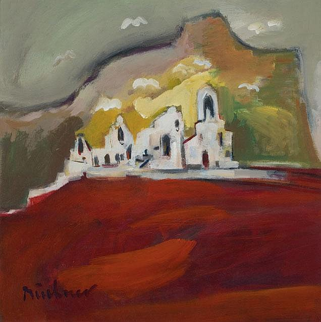 Carl Adolph BÜCHNER South African 1921-2003