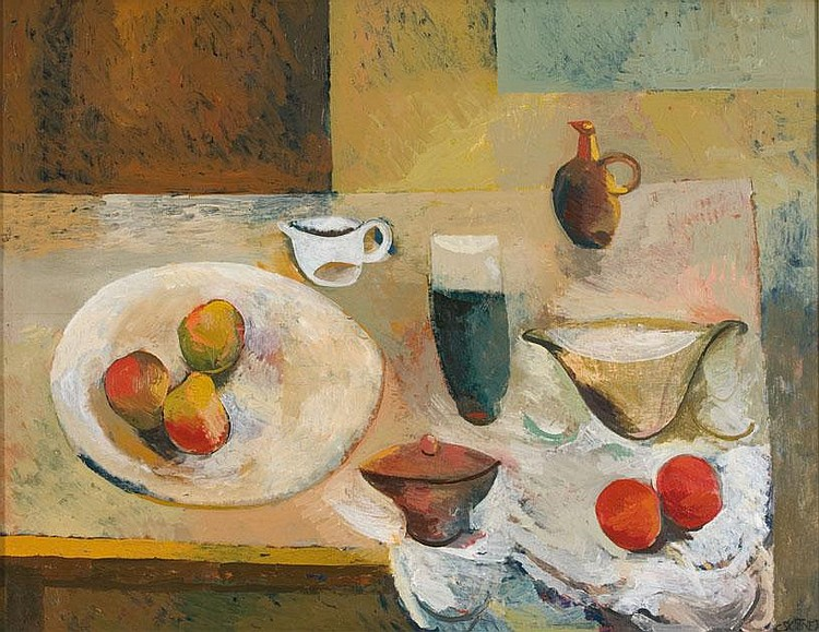 Cecil Edwin Frans SKOTNES South African 1926-2009