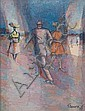 Gerard SEKOTO South African 1913-1993 A Man in the, Gerard Sekoto, Click for value