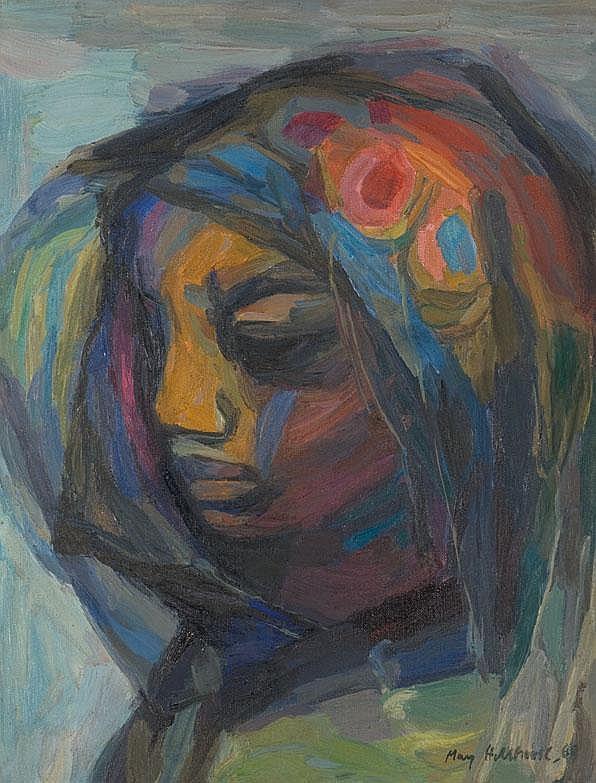Mary Ellen HILLHOUSE South African 1908-1989 A