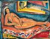 Irma Stern Reclining Nude, Irma Stern, R0