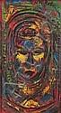 Walter Whall BATTISS South African 1906-1982 Head, Walter Whall, Click for value