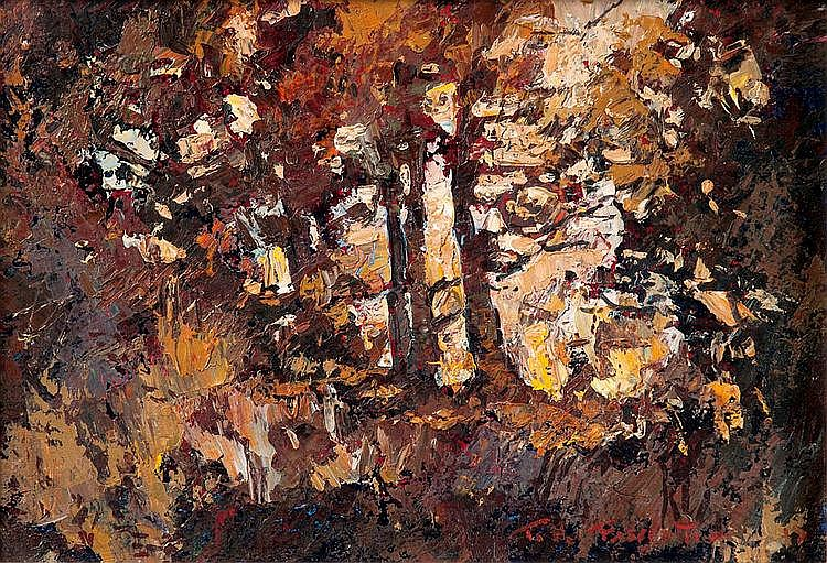 Titta FASCIOTTI South African 1927-1993 Autumn