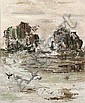 Cecil HIGGS South African 1898-1986 Seagulls and, Cecil Higgs, Click for value