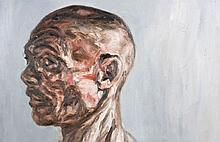 Johann Louw Head - Portrait