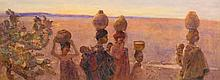 Constance Penstone The Water Carriers