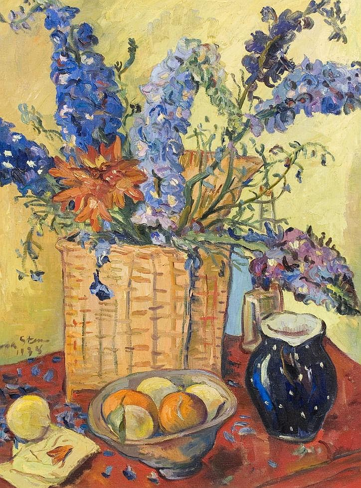 Irma Stern SOUTH AFRICAN 1894-1966 Still Life of