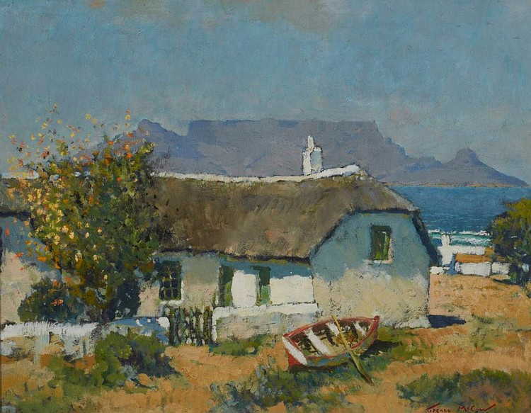 Terence John McCaw SOUTH AFRICAN 1913-1978