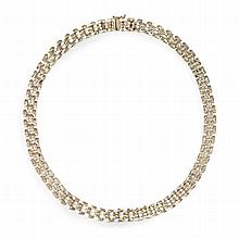 Italian 14ct gold necklace