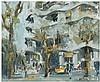 ANTONI VIVES FIERRO (1940) óleo y collage sobre, Antonio Fierro, Click for value