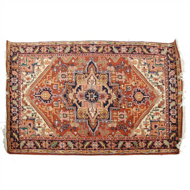 Alfombra persa siglo xx - Alfombras persas barcelona ...