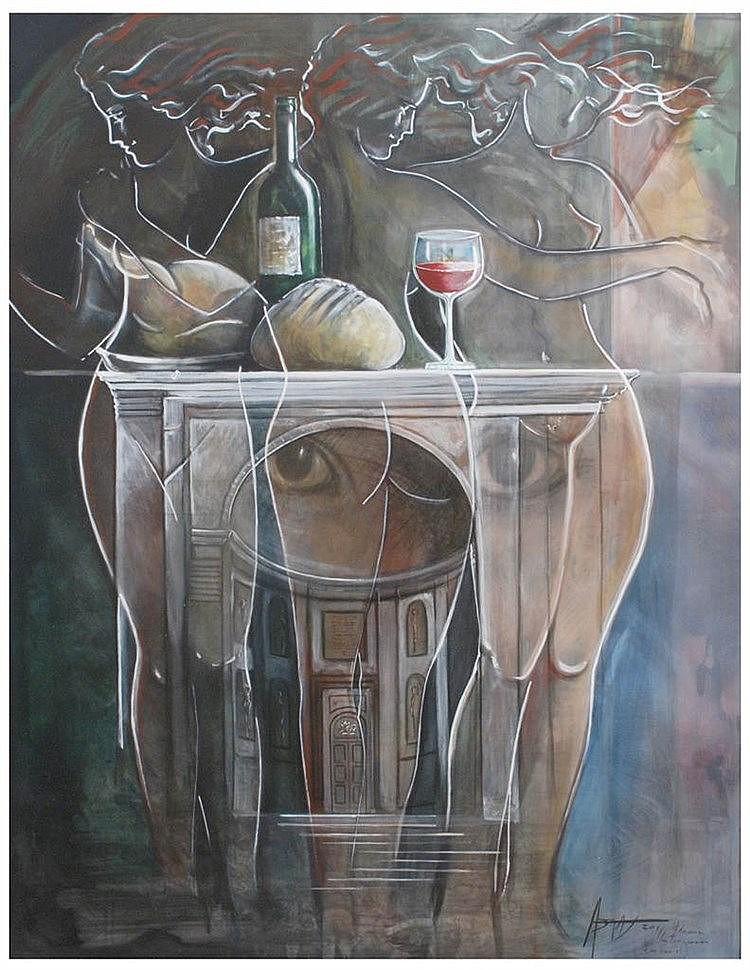 JOAN ABRAS (LA BISBAL, GIRONA, 1949)