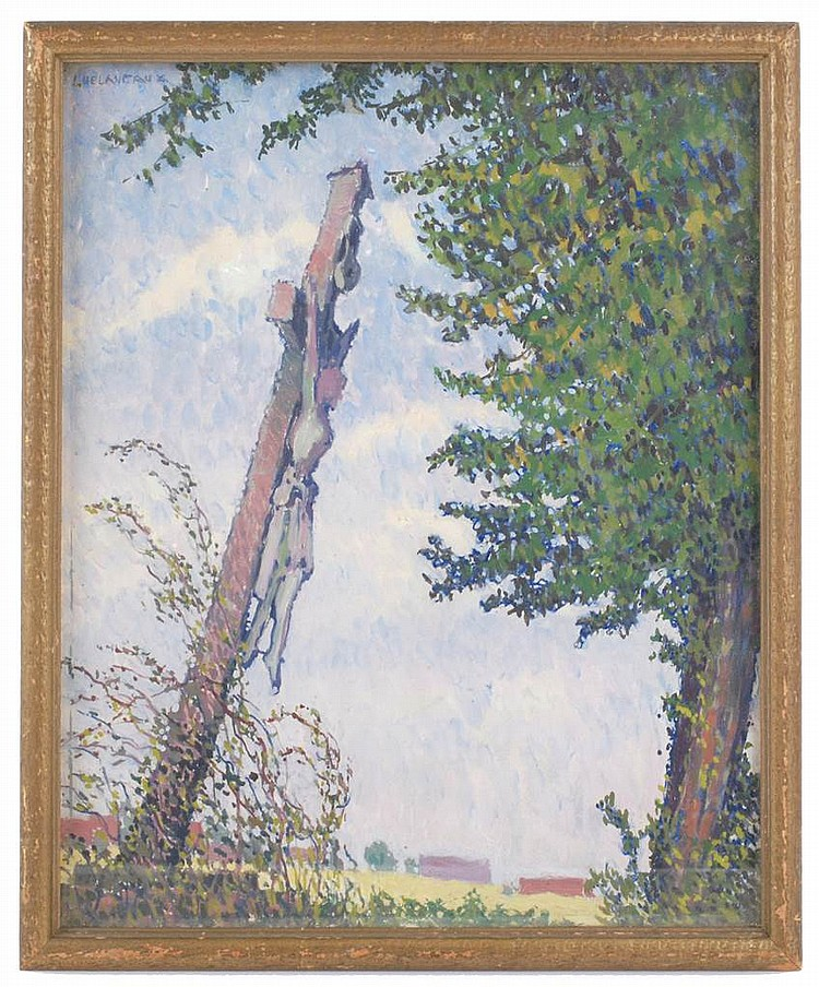 LUDWIK DE LAVEAUX (1891-1969)