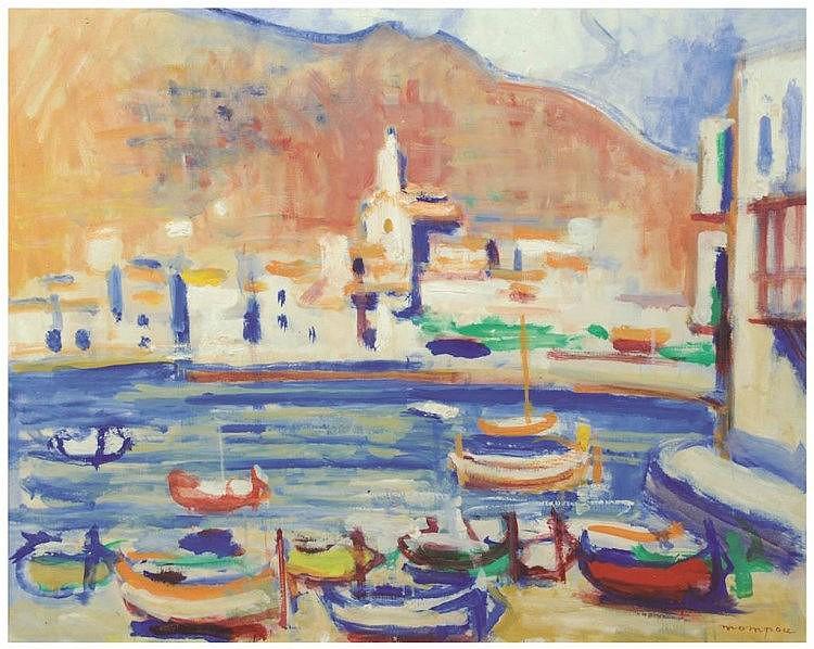 JOSEP MOMPOU (1888-1968)