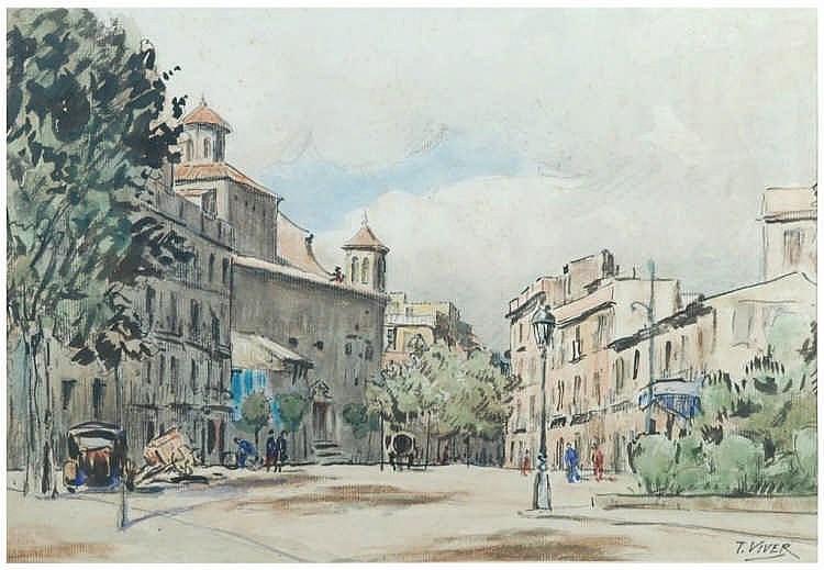 TOMAS VIVER (18976-1951)