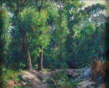 "JOSEP VENTOSA DOMÈNECH (1897-1982) ""FOREST"", 1944."