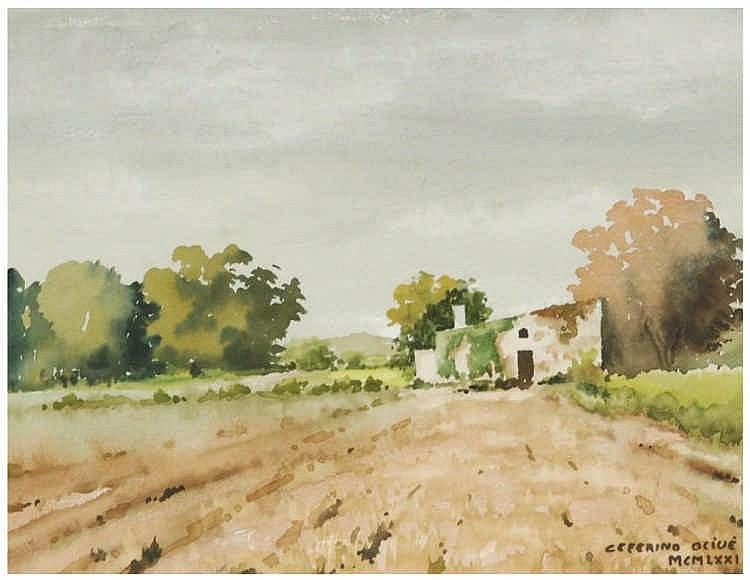 CEFERINO OLIVE (1907-1995)