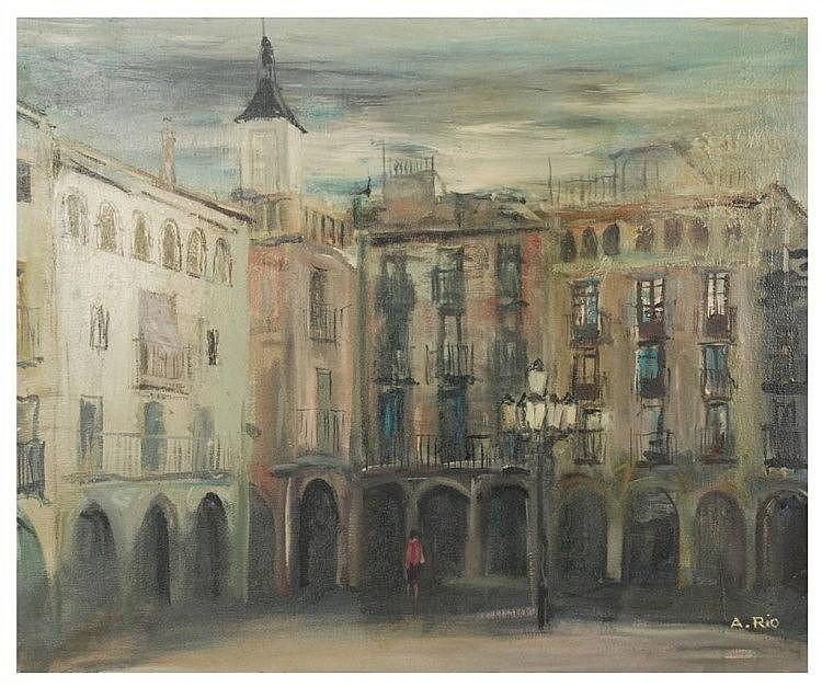 AGUSTI RIO (1923-2001)