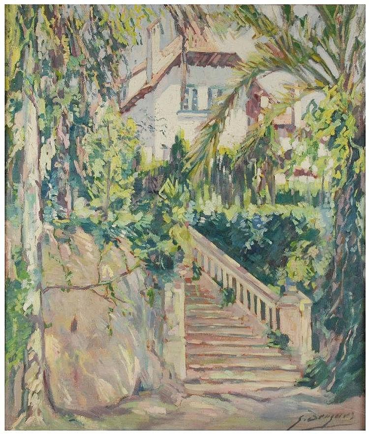 GUILLERMO BERGNES (1888-1975)