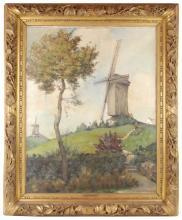 JEAN-MICHEL CAZIN (1869-1917)