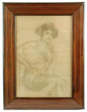RAMÓN CASAS Y CARBO (1866-1932)