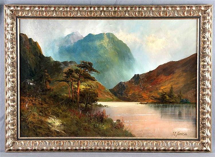 "HAMILTO, J. L. ""Landscape"""