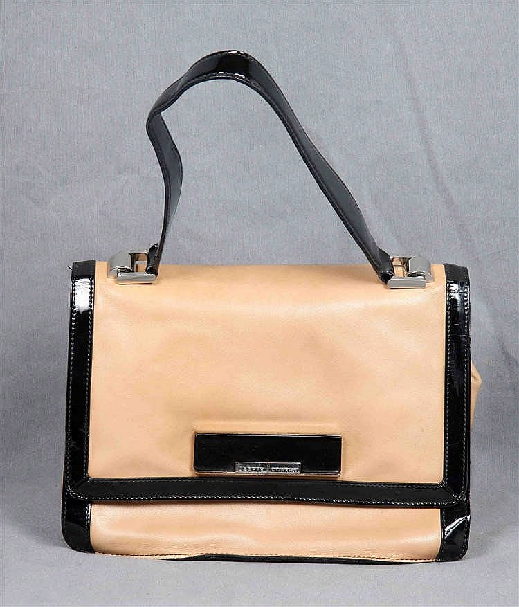 A VINTAGE BAG, BY JASPER CONRAN,