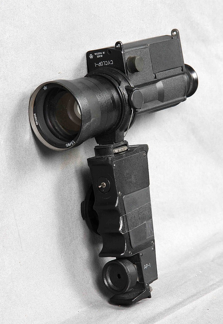 CYCLOP-1 RUSSIAN NIGHT VISION SCOPE, CIRCA 1970