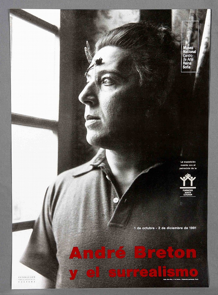 "RAY, MAN. ""ANDRÉ BRETON Y EL SURREALISMO"""