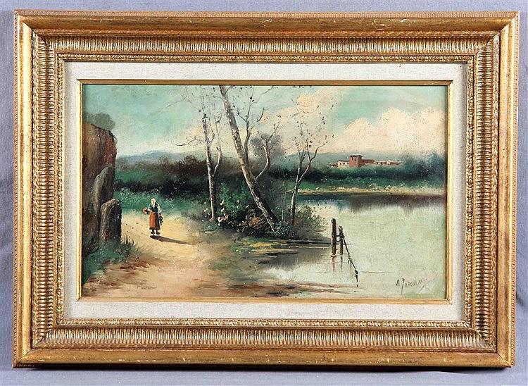 Antonio jardines artwork for sale at online auction for Jardines galileo