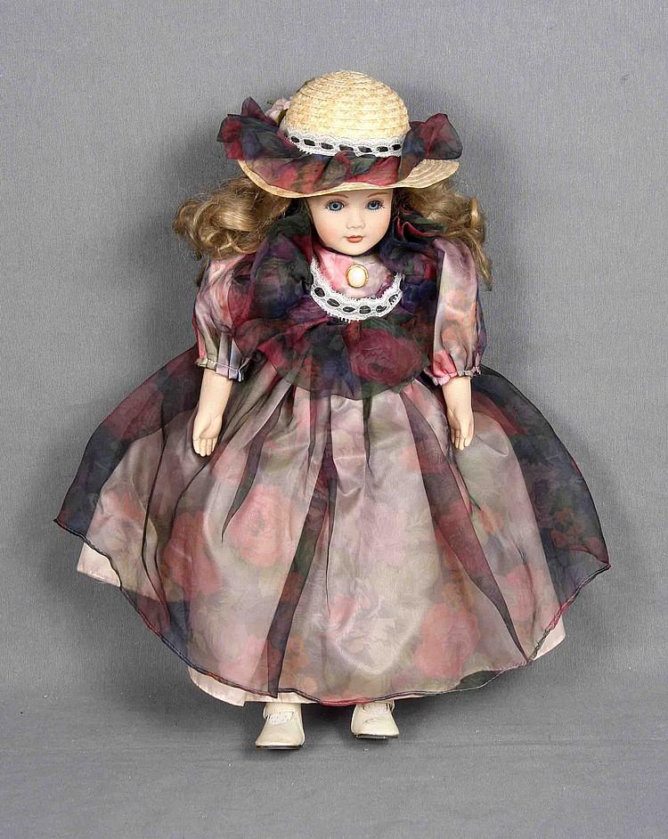A Porcelain Doll