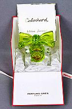 CABOCHARD GRES PERFUME PARIS BACCARAT EDITION