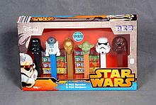 STAR WARS PEZ CANDY DISPENSERS