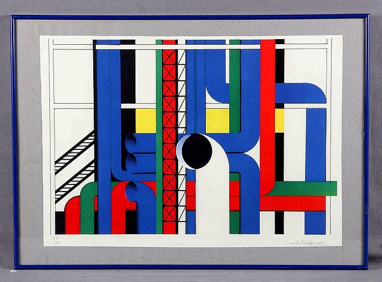BELLEC, MICHEL (Paris, 1931-1996)