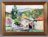 "MARTÍNEZ TARRASÓ, CASIMIRO (1898-1980) ""Visión rural"". Wax drawing, Casimir Martínez Tarrasó, €120"
