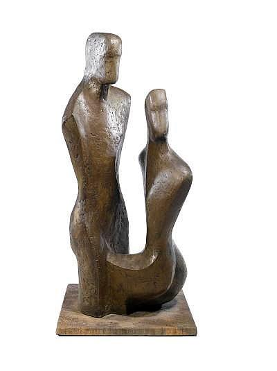 John Brown (born 1931) , Attachment, Resin,