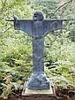 Bill Harling, Born 1946 St Francis Bronze resin, Bill Harling, Click for value