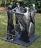 Bill Harling, born 1946 Someone Bronze Resin, Bill Harling, Click for value
