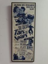 Tars & Spars Original Framed Movie Poster