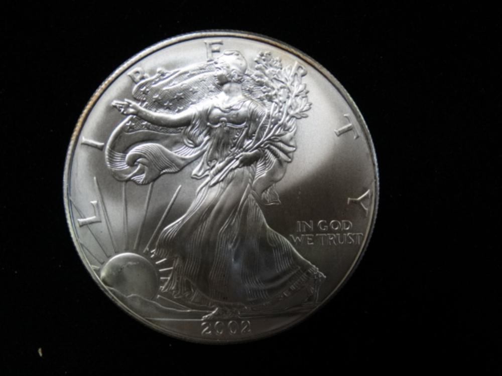 1 Oz Silver Eagle 2018