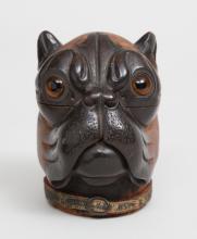 Bulldog Inkwell