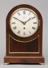 English 8-Day Bracket Clock, Circa 1890